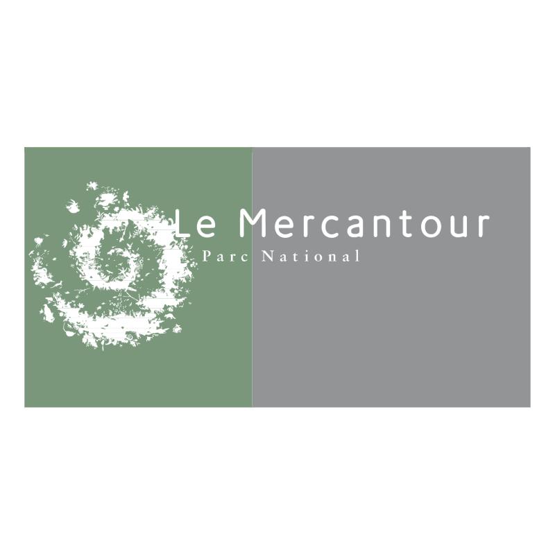 Le Mercantour vector
