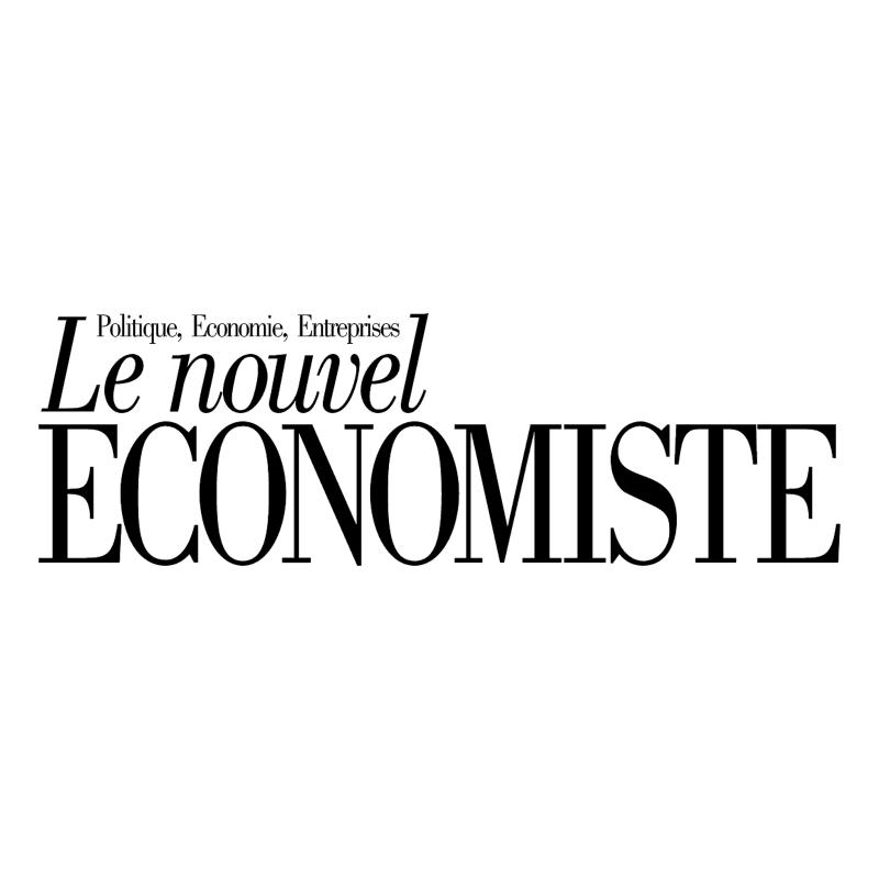 Le Nouvel Economiste vector