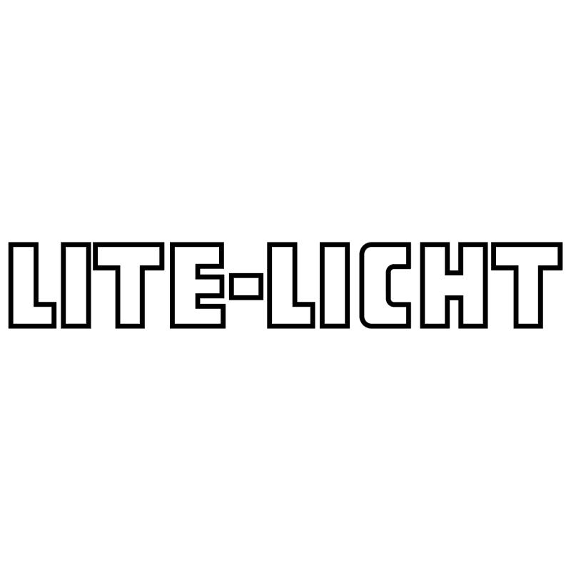 Lite Licht vector logo