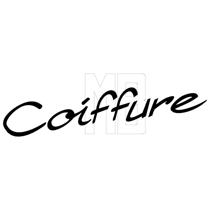 MB Coiffure vector