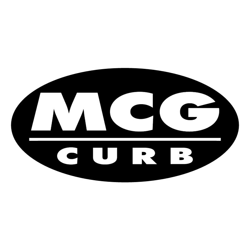 MCG Curb vector logo