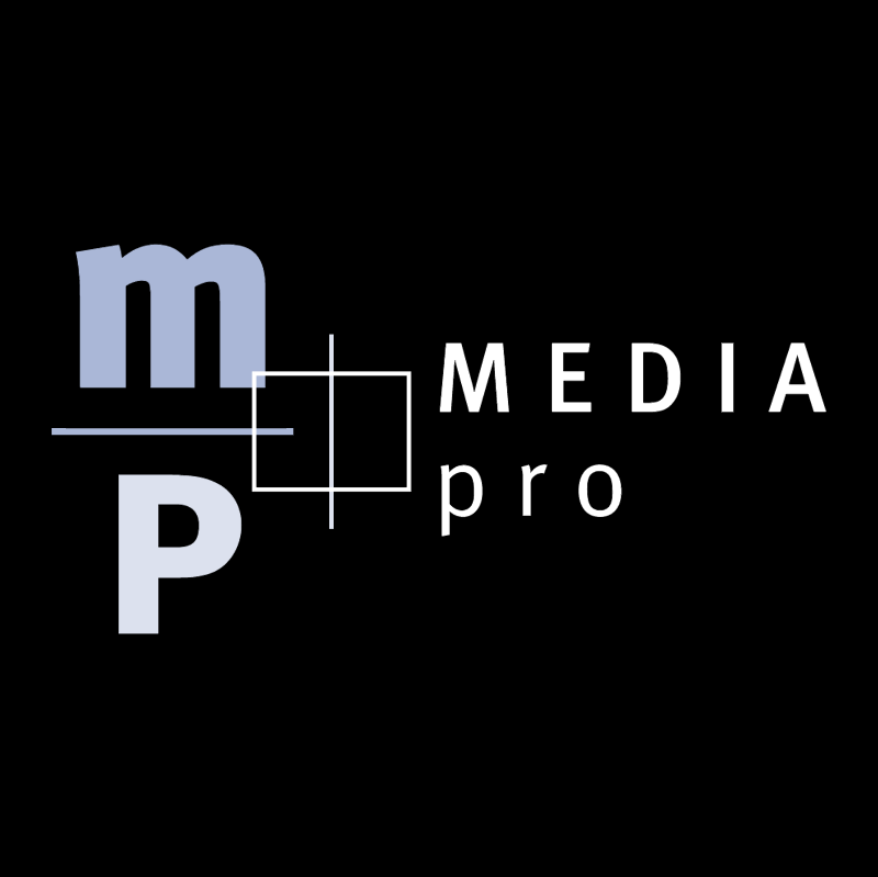 Media Pro vector