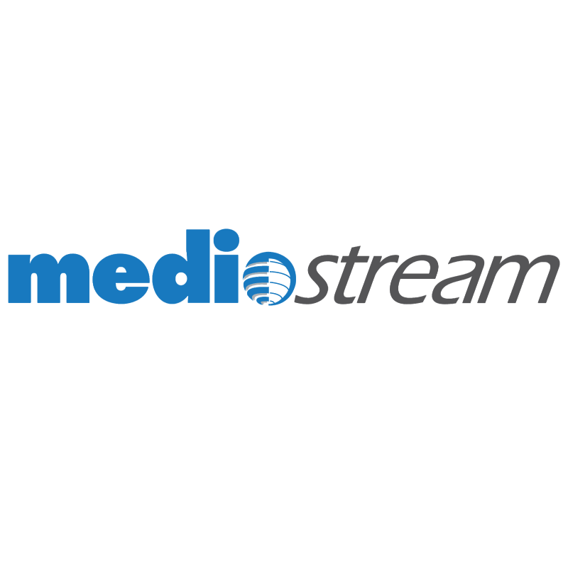 Mediostream vector logo