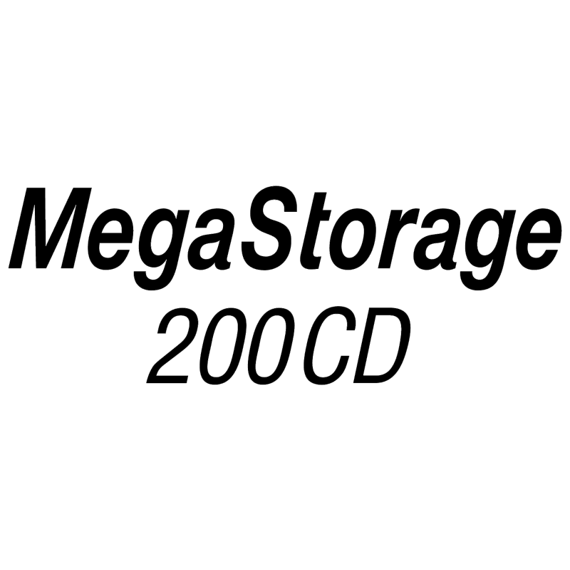 MegaStorage vector