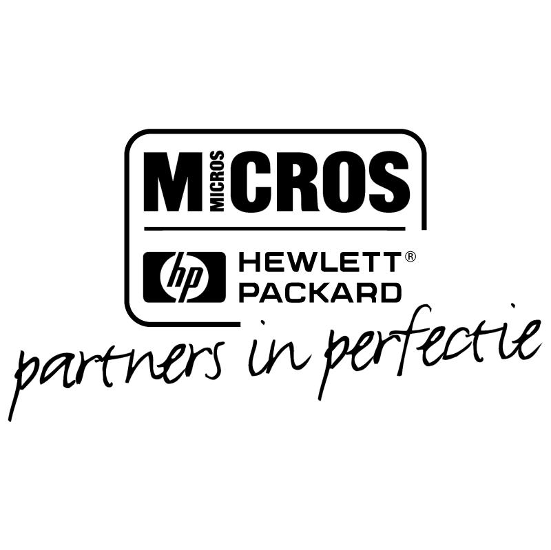 Micros & HP vector