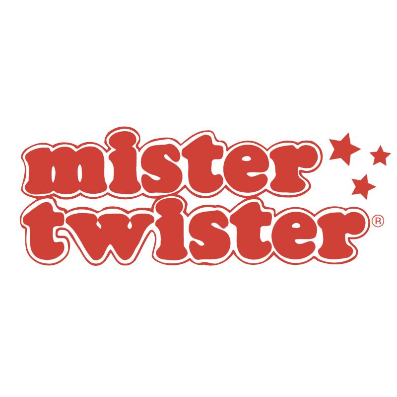 Mister Twister vector