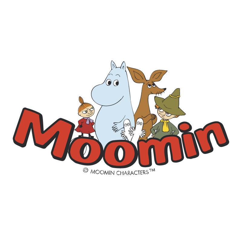 Moomin vector