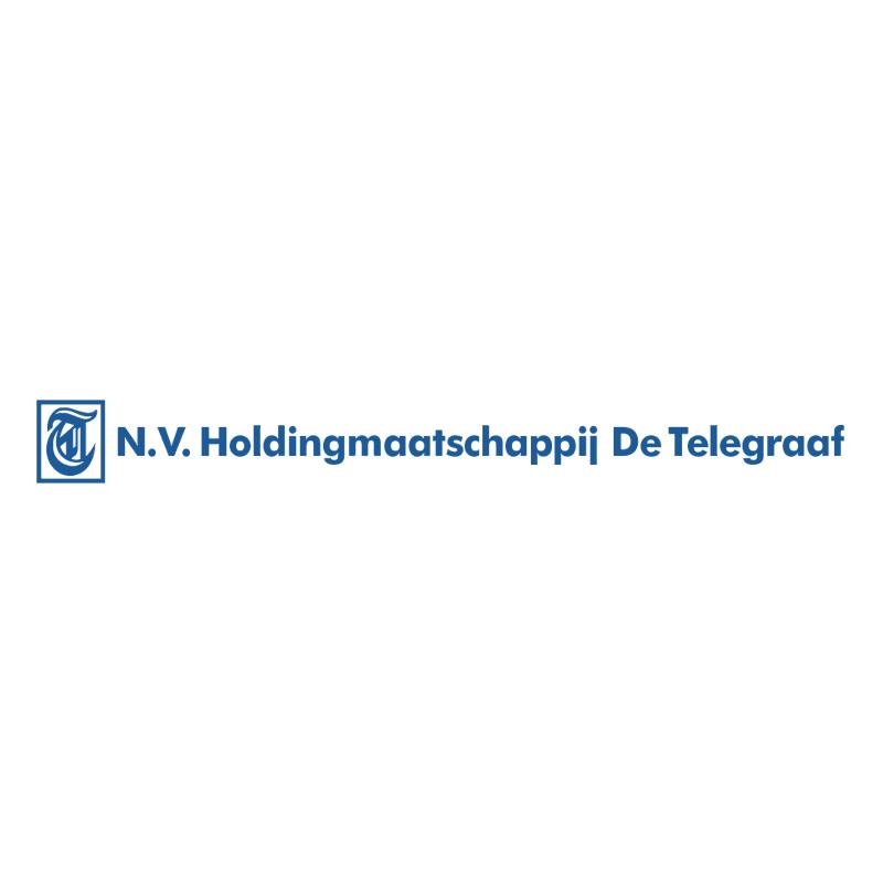 N V Holdingmaatschappij De Telegraaf vector