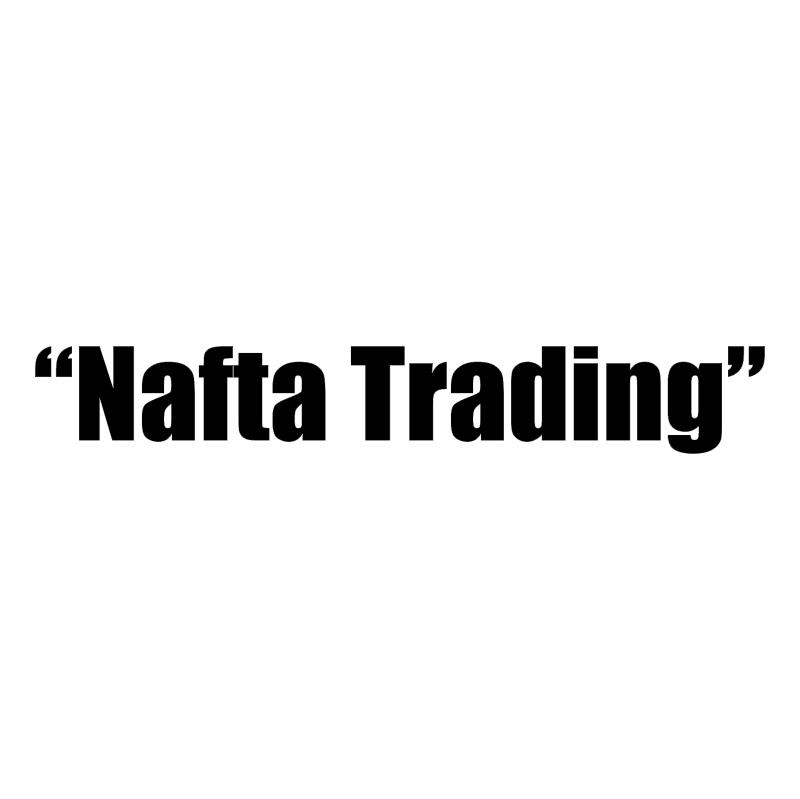 Nafta Trading vector logo