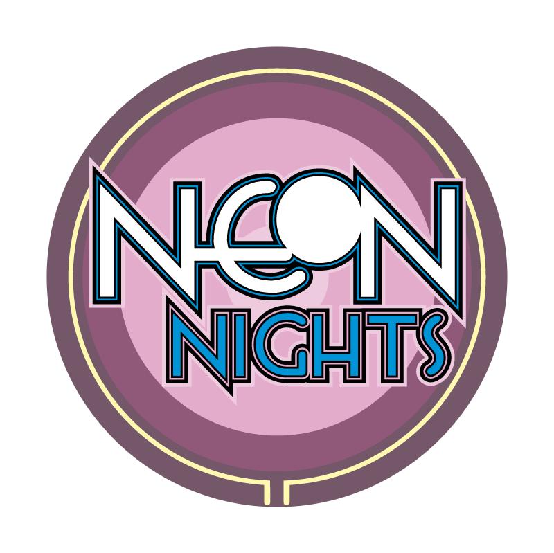 Neon Nights vector