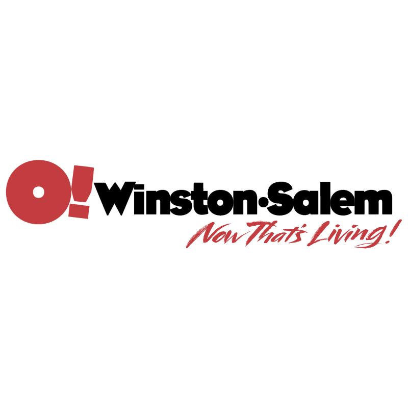O! Winston Salem vector