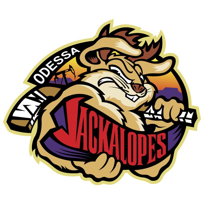 Odessa Jackalopes vector