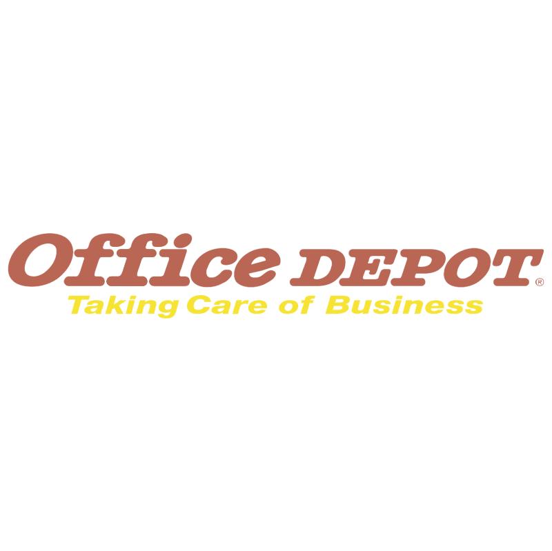 Office Depot vector logo