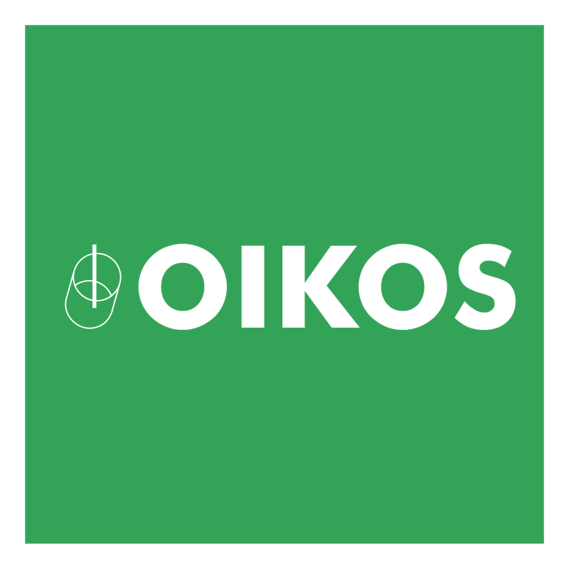 OIKOS vector logo