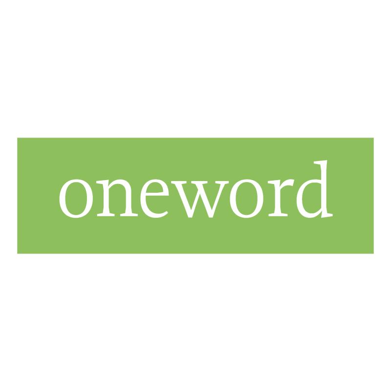 Oneword vector
