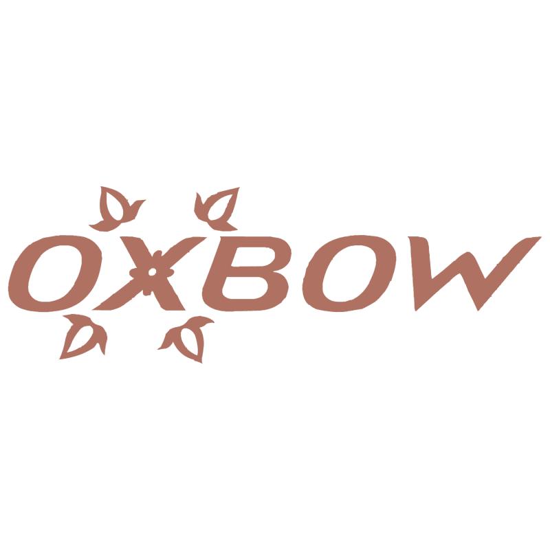 Oxbow vector