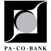 Pa Co Bank vector