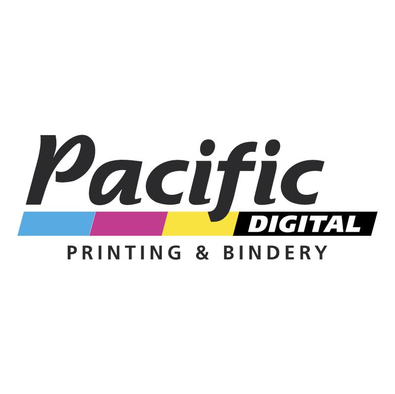 Pacific Digital vector logo