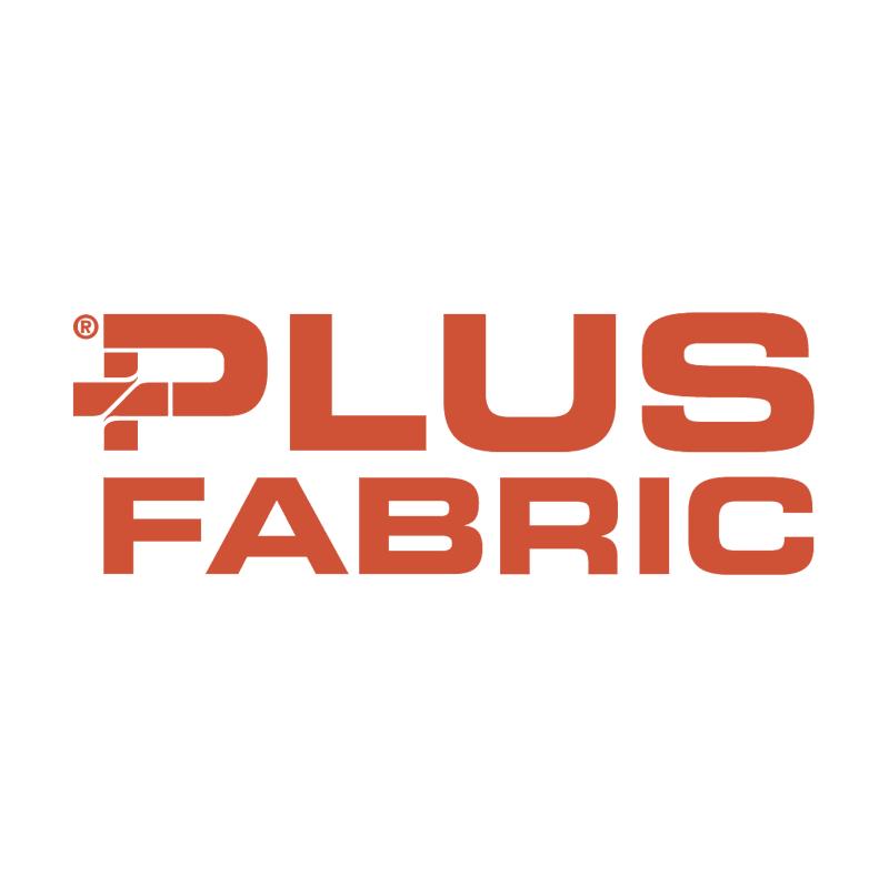 Plus Fabric vector