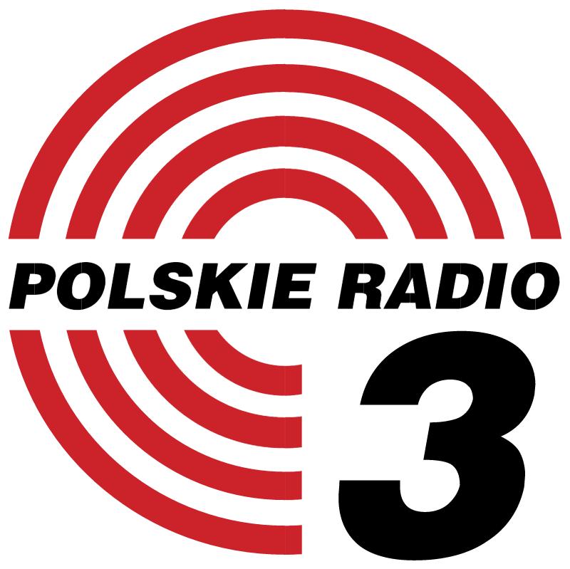 Polskie Radio 3 vector