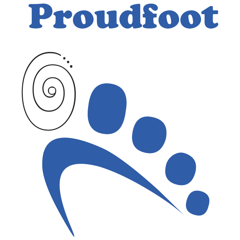 Proudfoot Communications vector logo