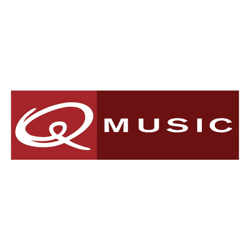 Q music vector logo
