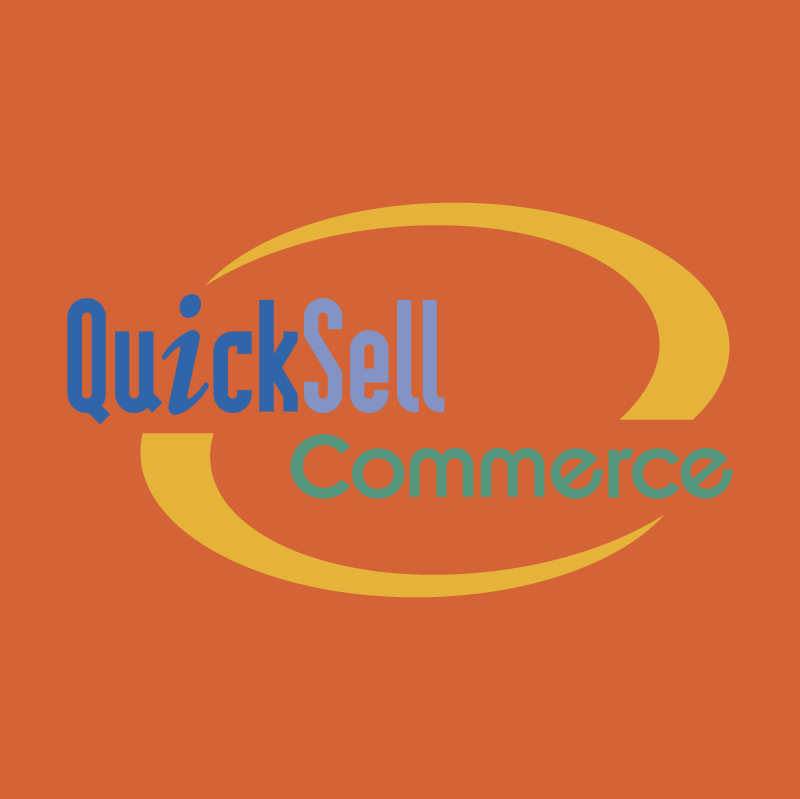 QuickSell Commerce vector