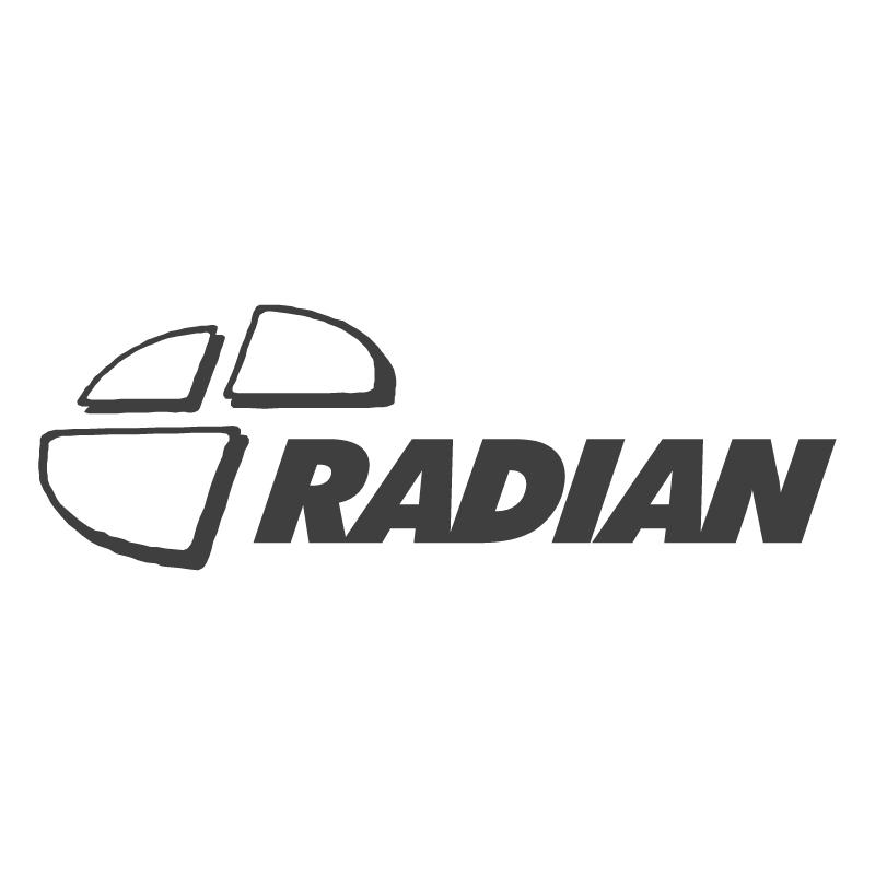 Radian vector