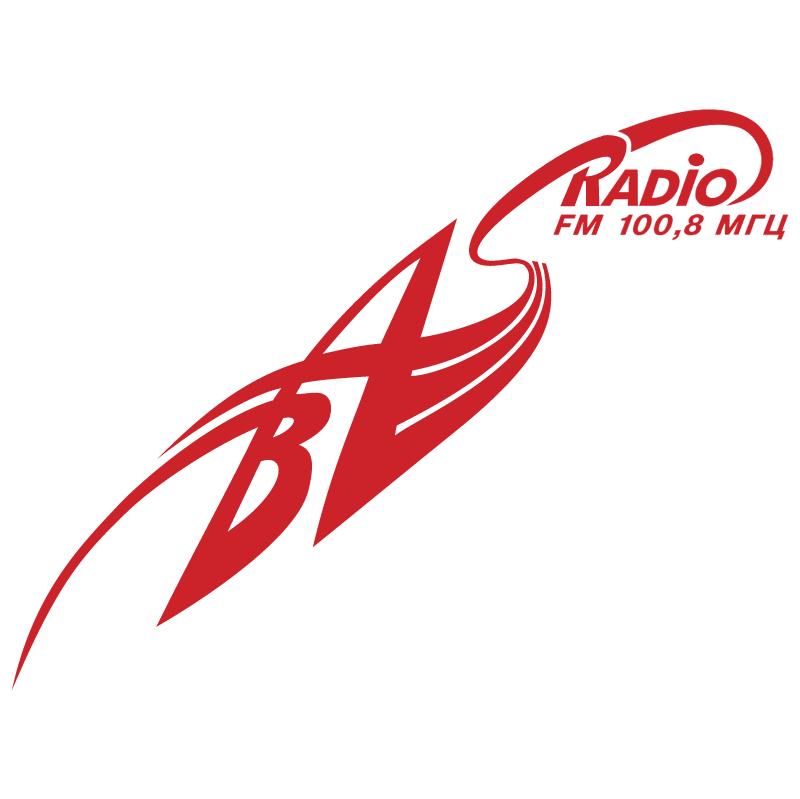 Radio Bas vector