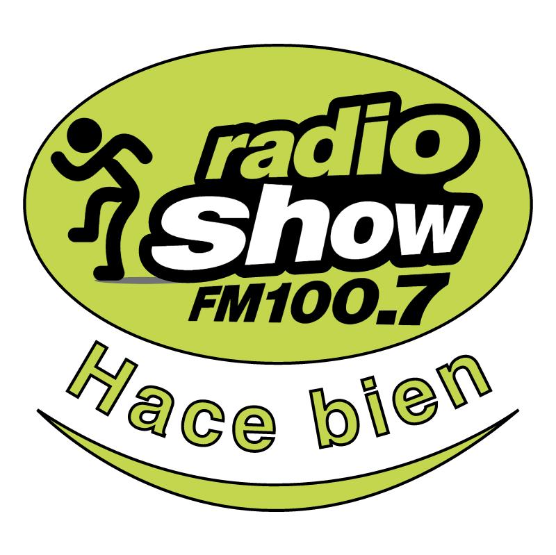 Radio Show vector