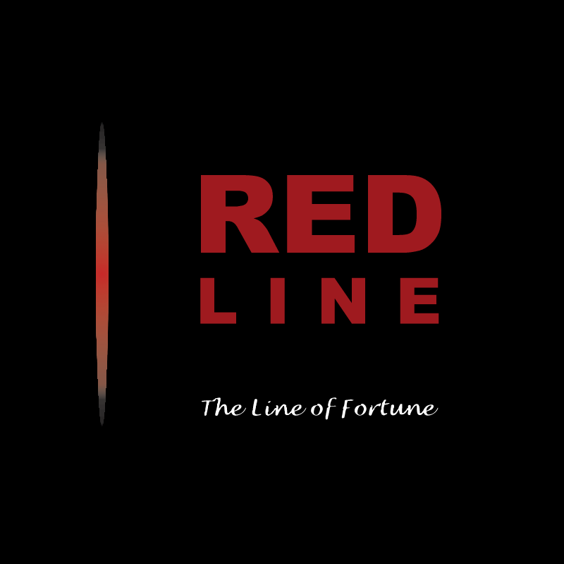 Red Line vector