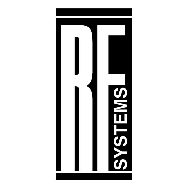 RF Systems vector logo