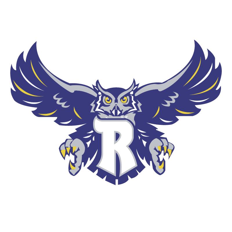 Rice Owls vector