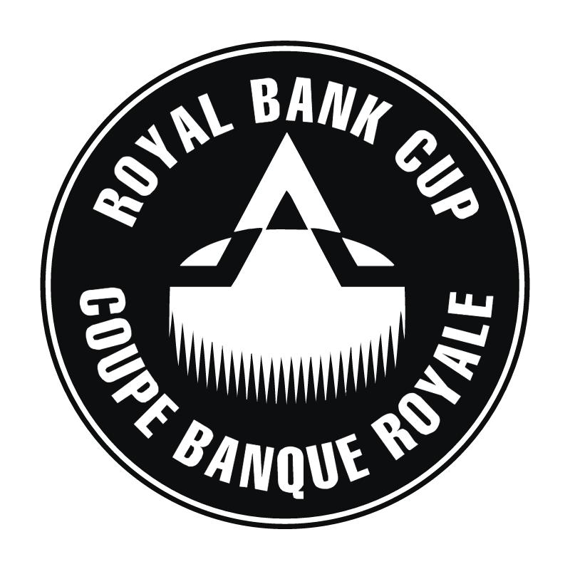 Royal Bank Cup vector logo