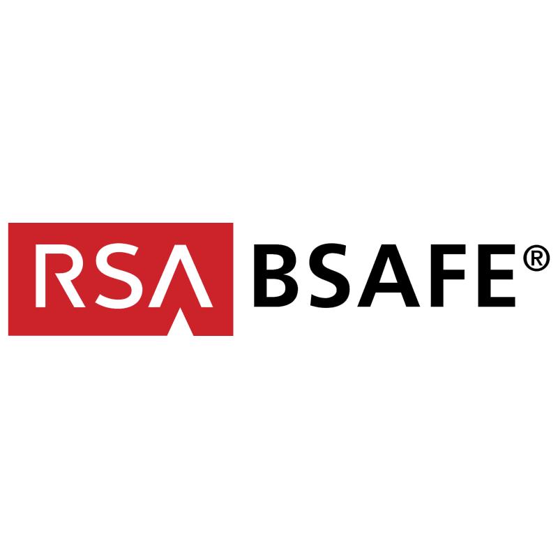 RSA BSAFE vector