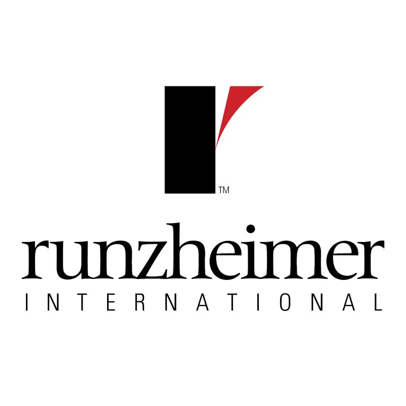 Runzheimer International vector