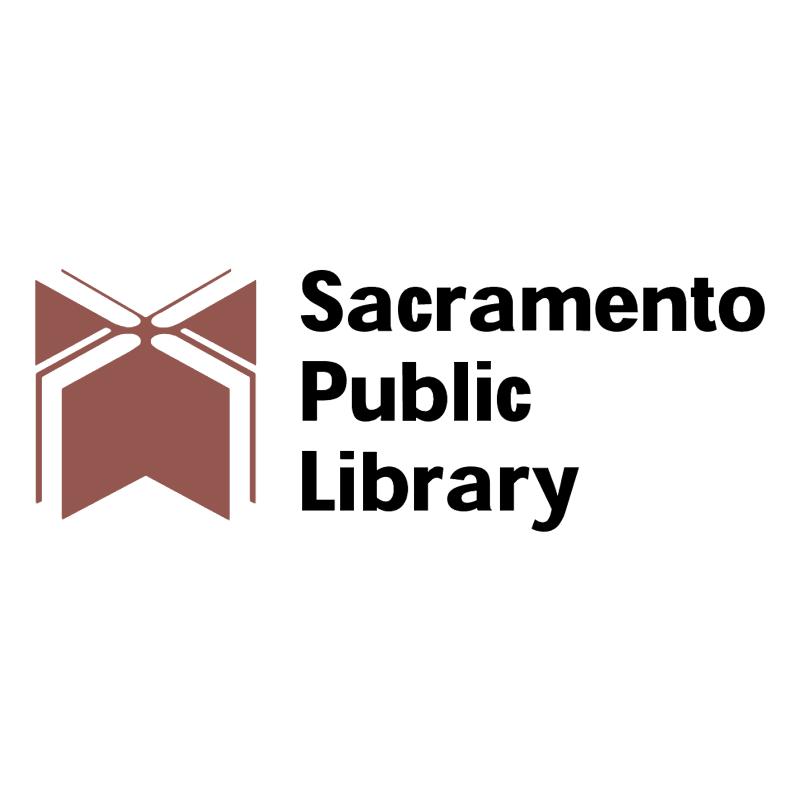 Sacramento Public Library vector