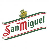 San Miguel Cerveza vector