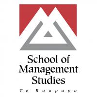 School of Management Studies vector