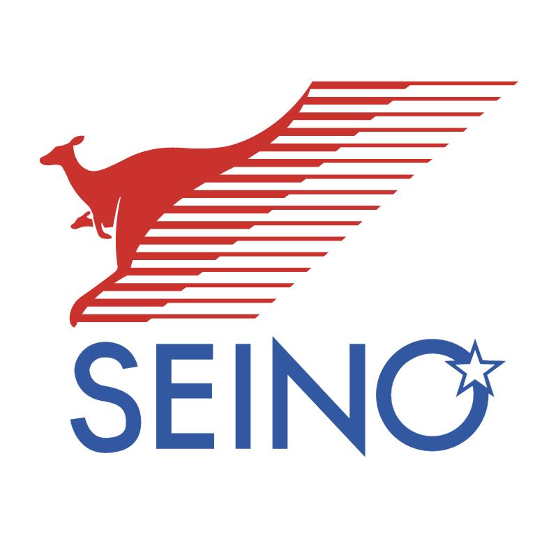 Seino Transportation vector logo