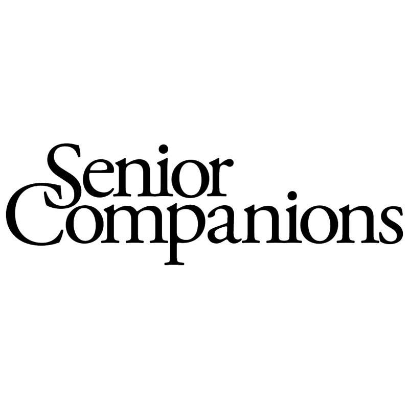Senior Companions vector