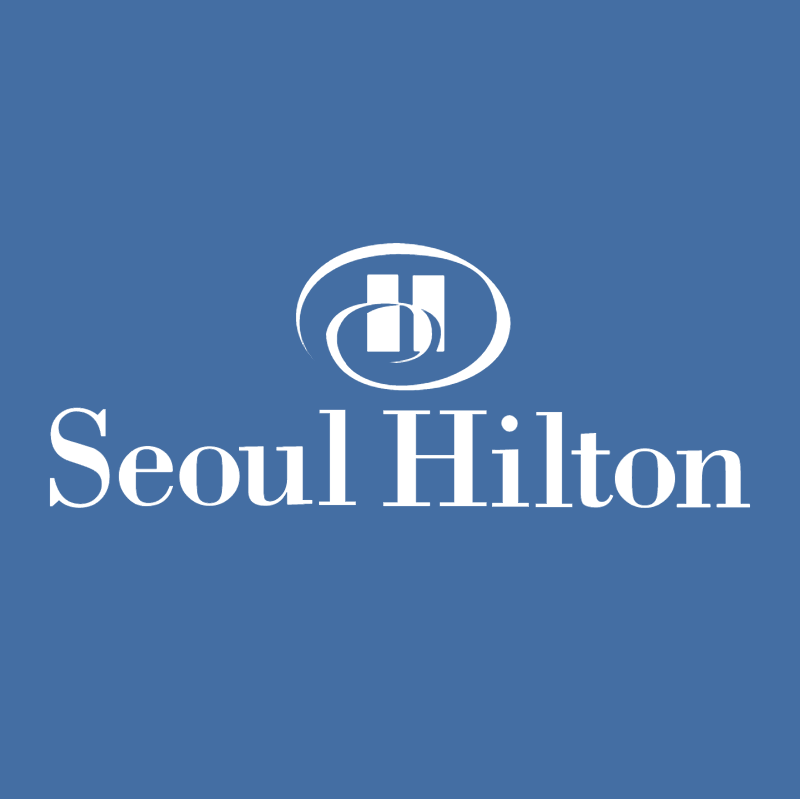 Seoul Hilton vector logo