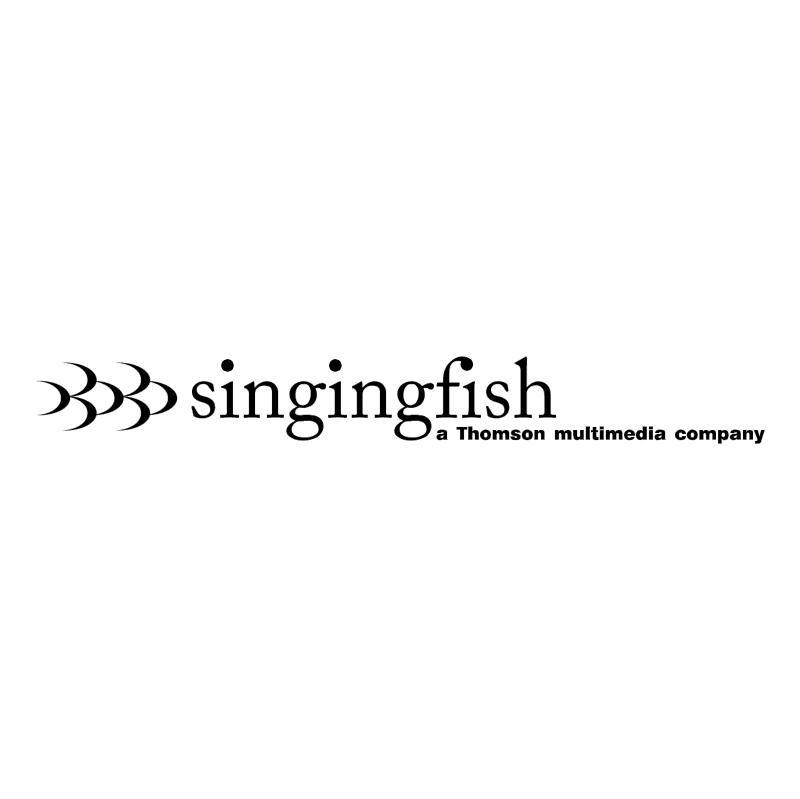 Singingfish vector