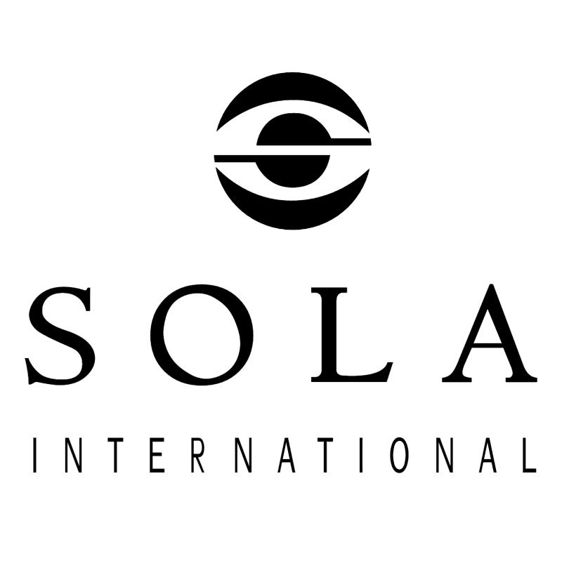 Sola International vector