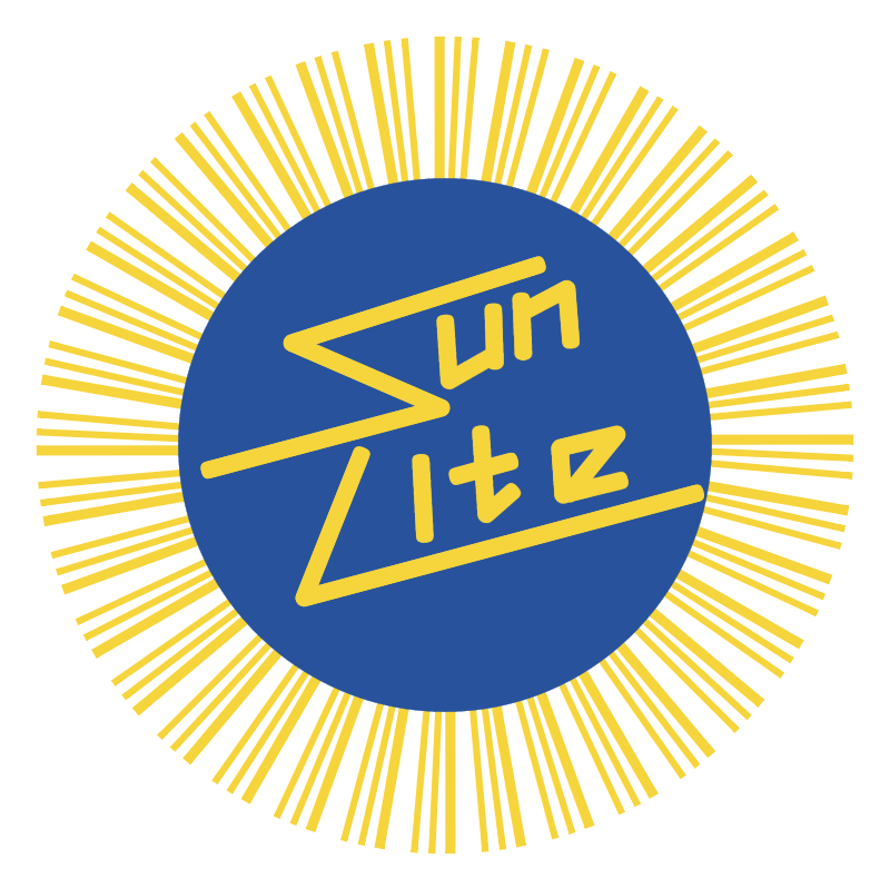Sun Lite vector