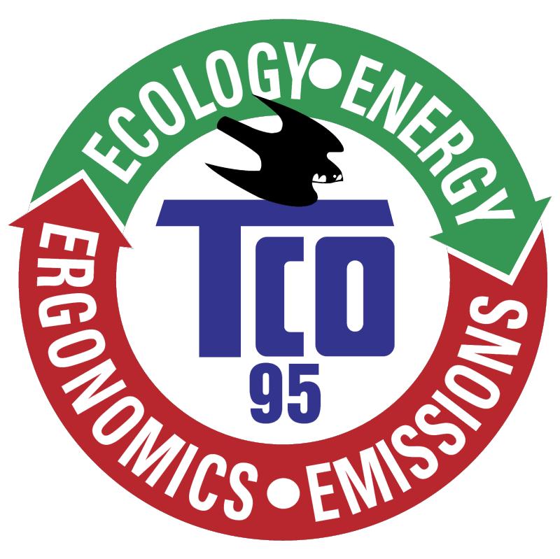 TCO 95 vector