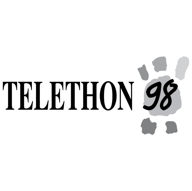 Telethon 98 vector