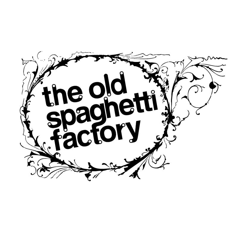 The Old Spaghetti Factory vector logo