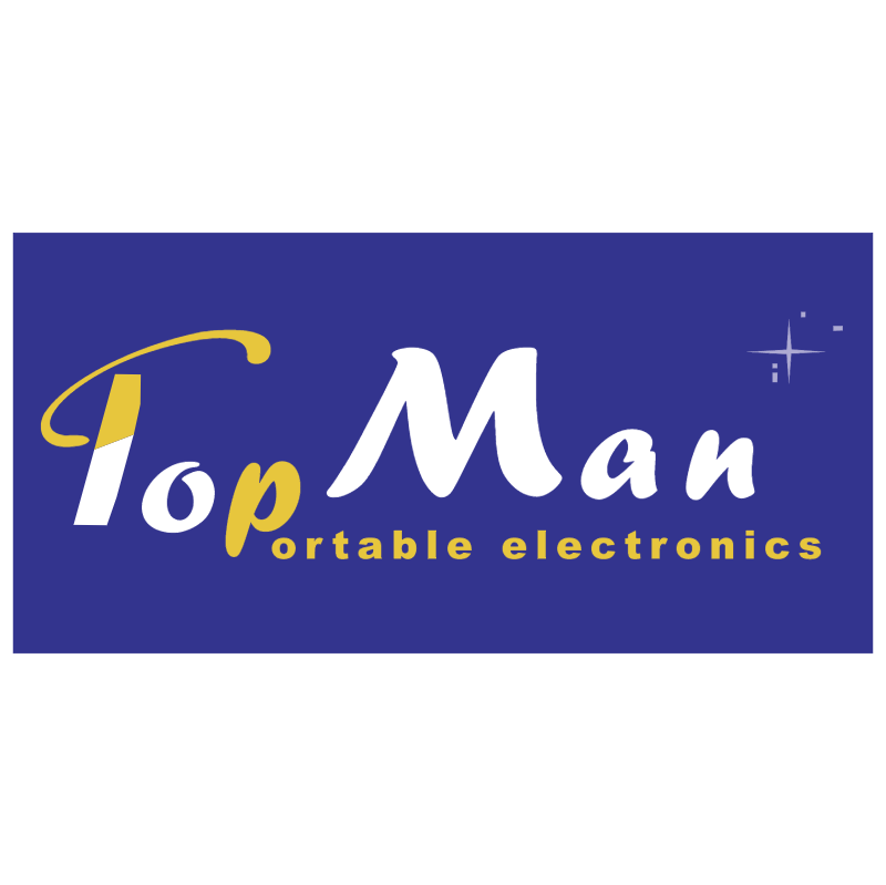 TopMan Ltd vector logo
