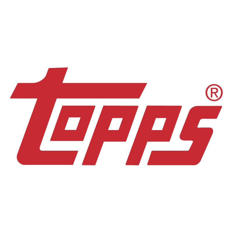 Topps vector logo
